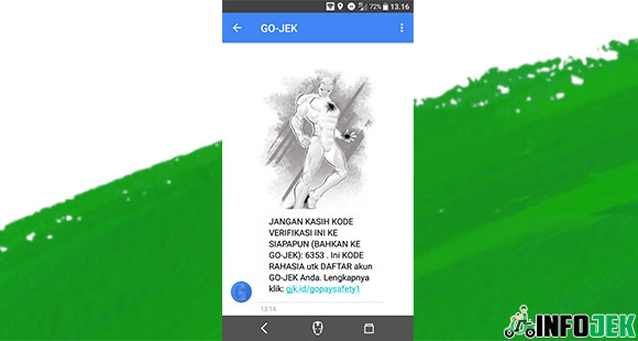 daftar aplikasi gojek